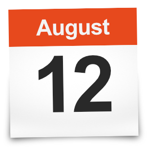 August 12th