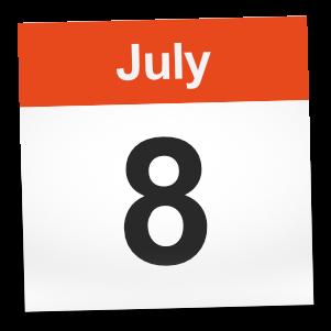 July 8th