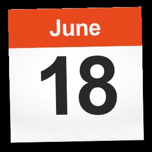 18th June
