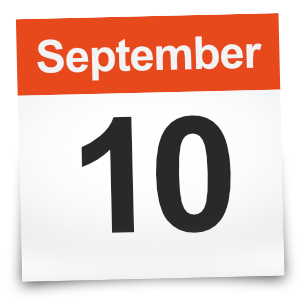 September 10th