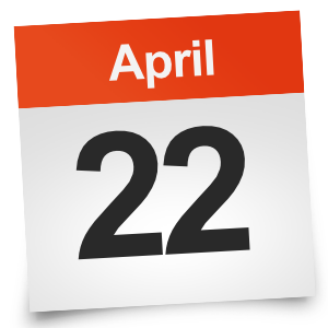 April 22nd