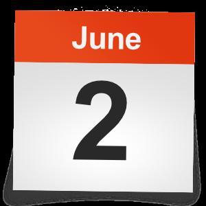 June 2nd