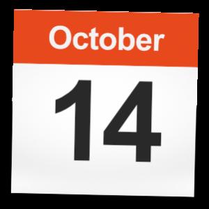 October 14th